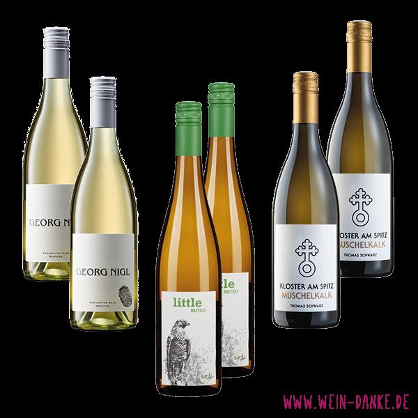 Wein-Danke, Weinpaket, Probierpaket, Österreich goes Natural