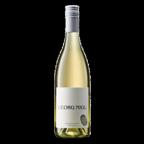 Wein Danke, Weingut Nigl, Gemischter Satz spontan 2018