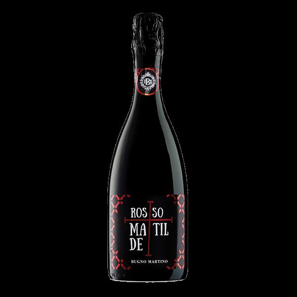 Bugno Martino - Lambrusco Rosso Matilde IGP
