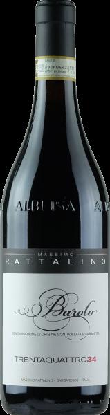 Rattalino - Barolo sel. 34 - 2015