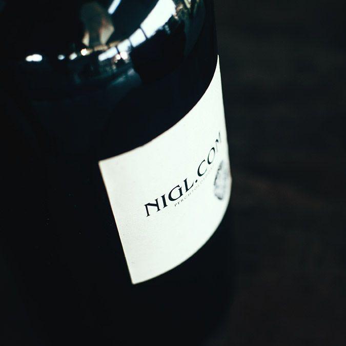 Weingut Nigl.com Österreich Flasche mit Etikett