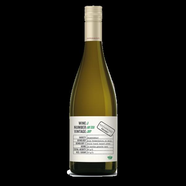 Esterhazy - Chardonnay Granite Nr.3 2017