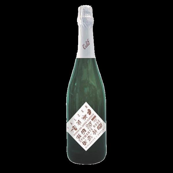 l'ulif - Riviera del Garda Classico Spumante Rosé Brut D.O.C. 2019 Charmat Vivace